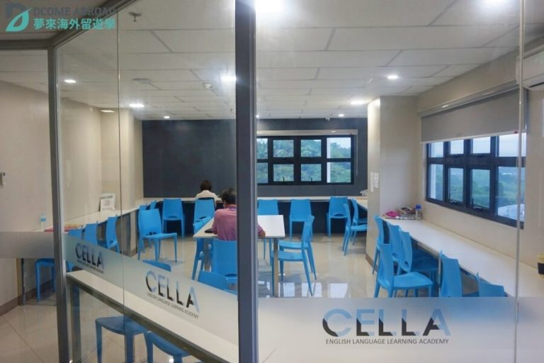 CELLA UNI(宿霧)自習室1