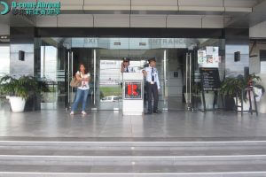 Brilliant Main Entrance of building
