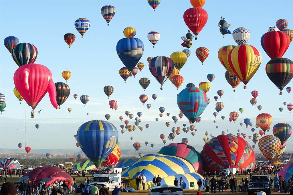 克拉克熱氣球嘉年華 Philippine Inter national Hot air Ballon Fiesta