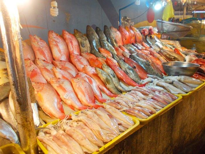 馬尼拉美食dampa-seaside-market