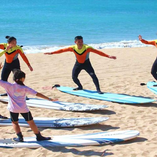 2020_TOEIC_Program_activity_Surfing_Lessons